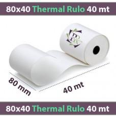 80x40 metre termal rulo KDV DAHİL