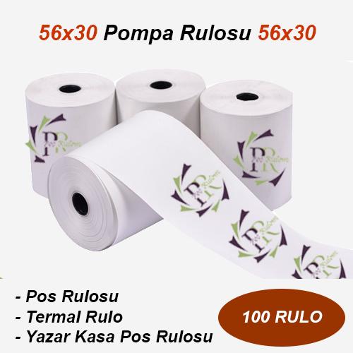 56 x 30 Termal Pompa Rulosu 100 Rulo